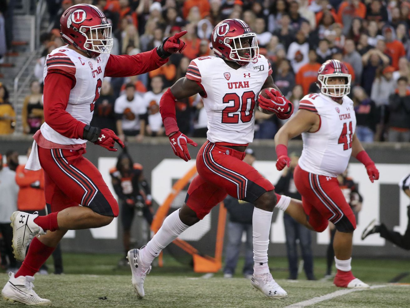 Which Utah linebacker will step up with the graduation of Francis Bernard?