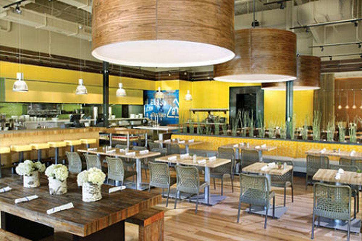 June Opening for True Food Kitchen; La Madeleine\'s Airport ...