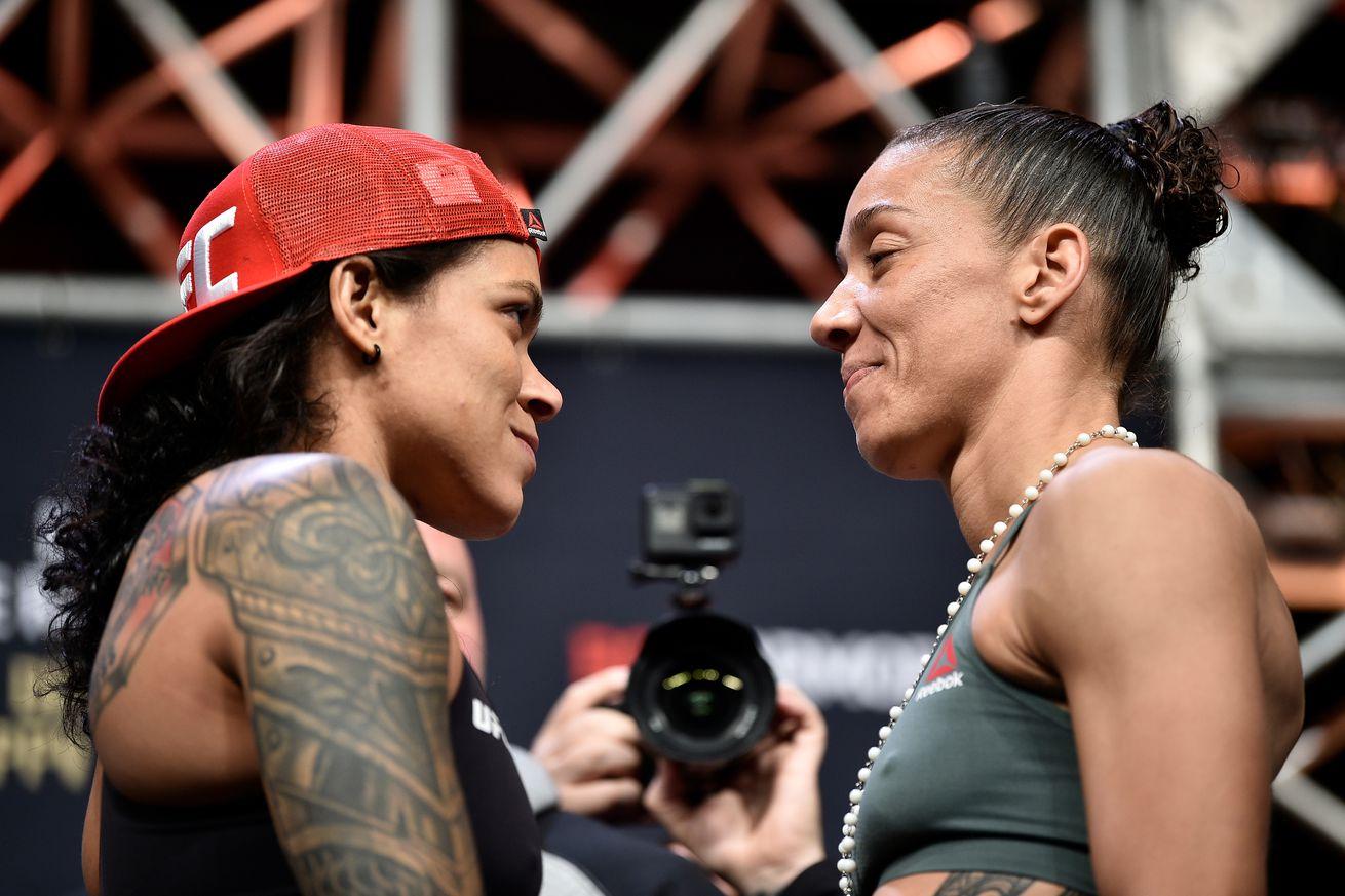 UFC 245: Weigh-Ins