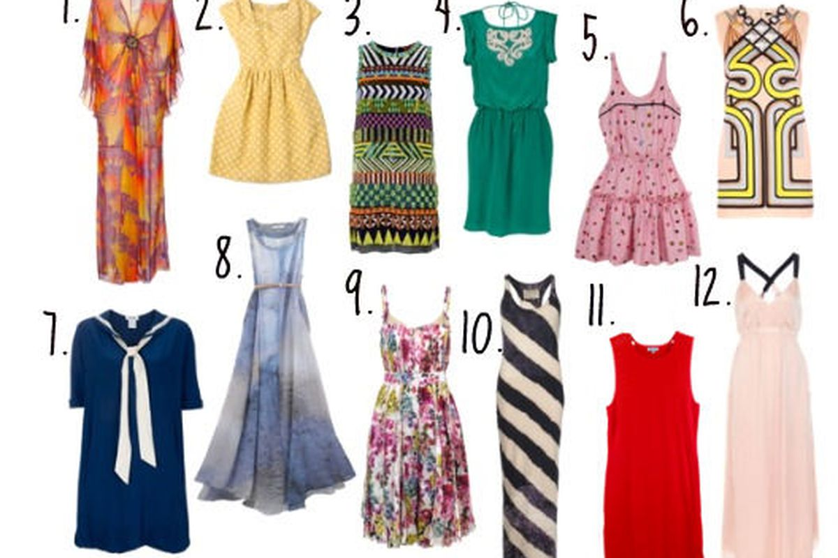 ee343b5a2b0 12 Summer Dresses You Can Easily Still Wear in the Fall - Racked