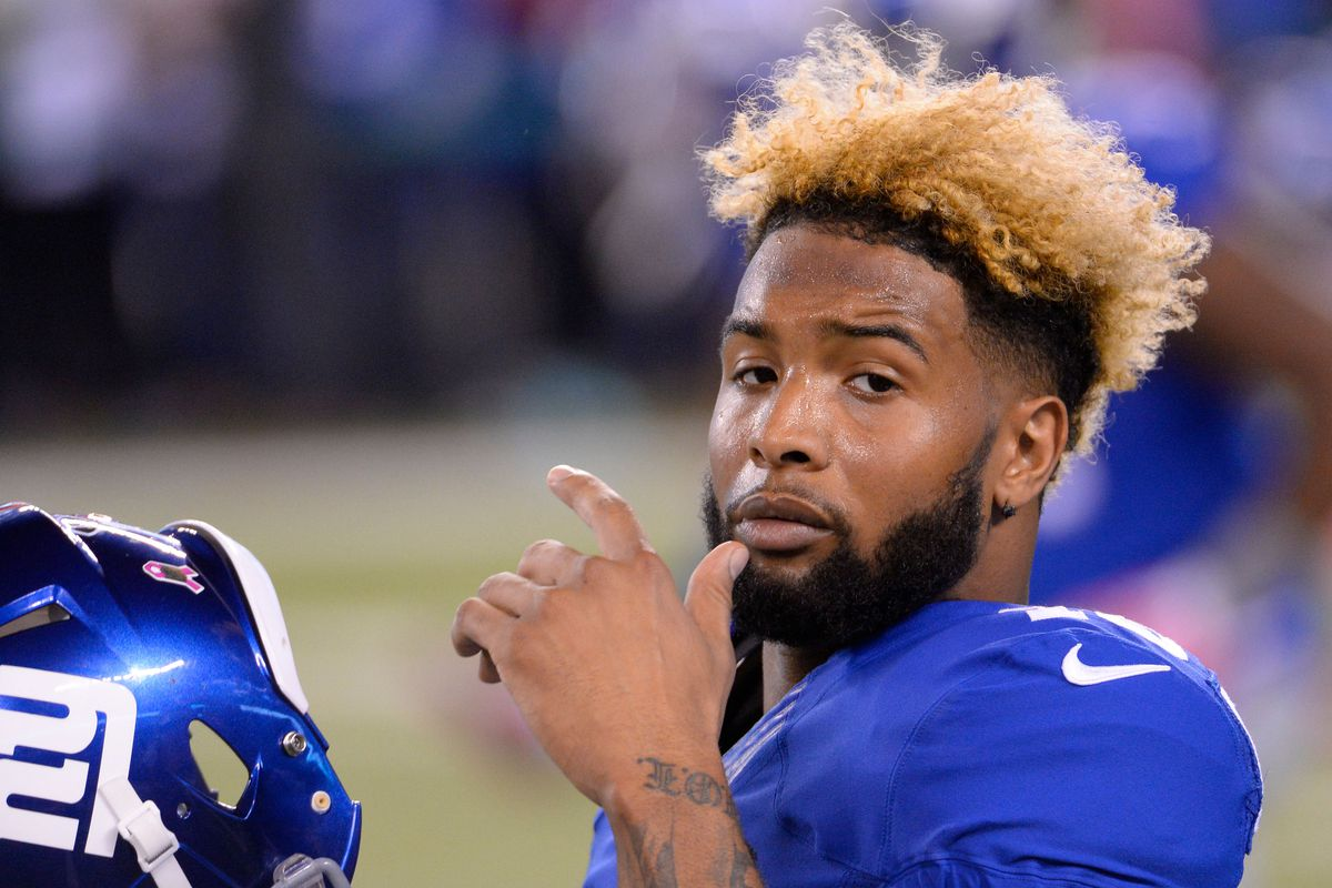 Mmbm Odell Beckham Is Injury Prone Because Of His Haircut