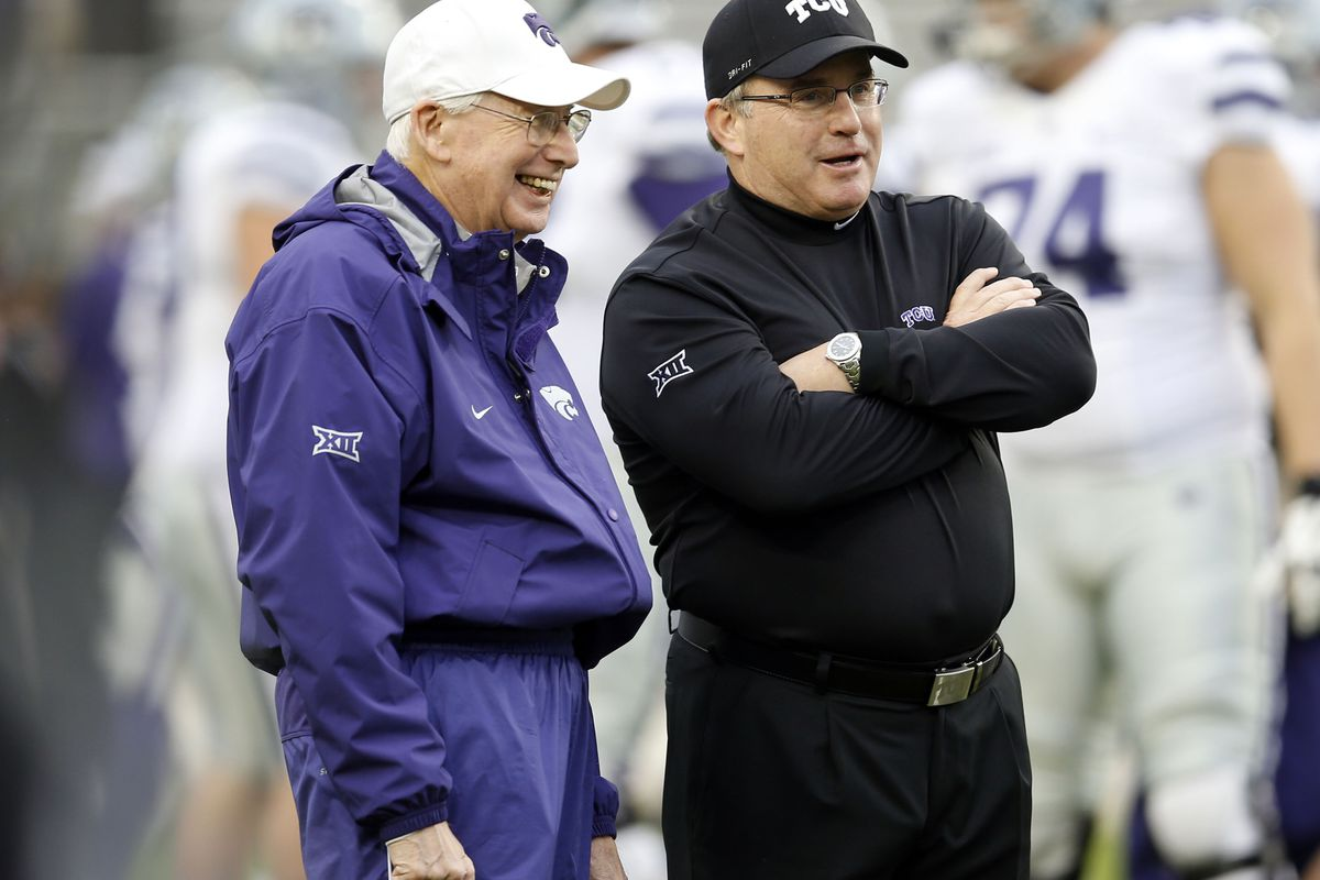 Let's hope Patterson stays coaching as long as Snyder.