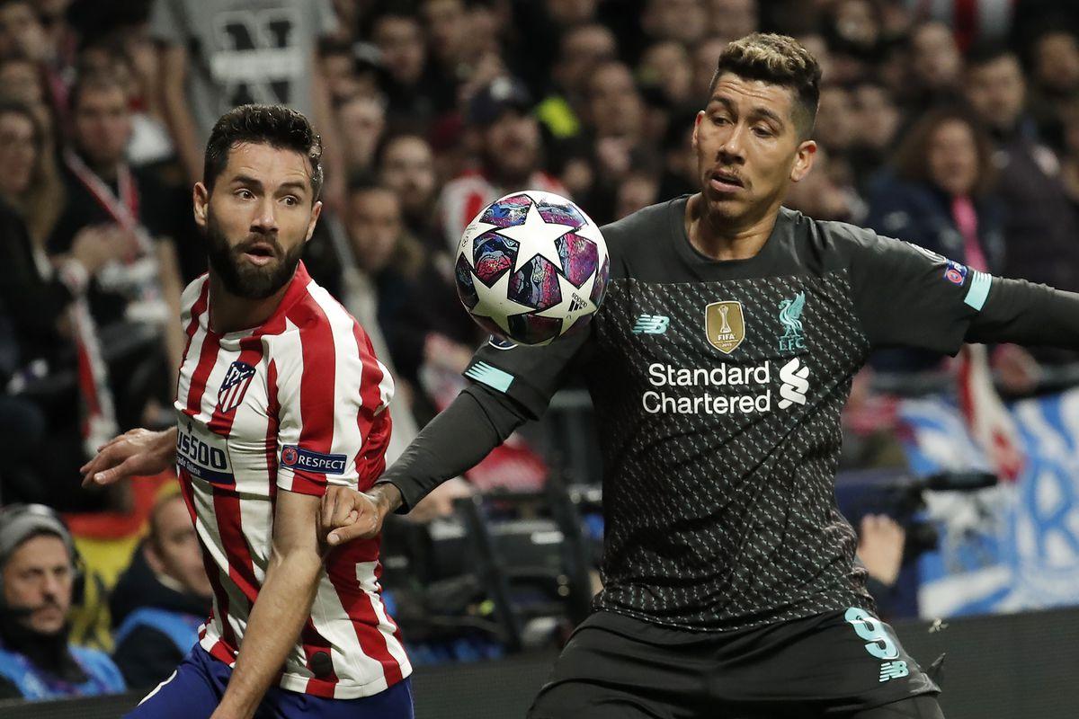 Atletico Madrid vs Liverpool: UEFA Champions League
