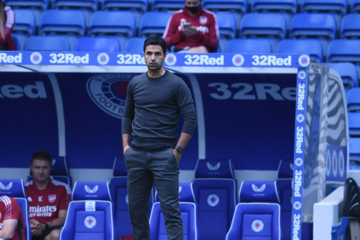 Rangers v Arsenal: Pre-Season Friendly