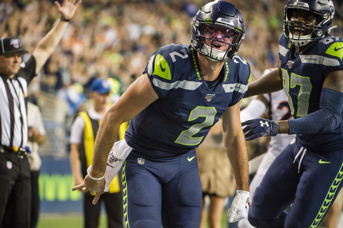 68904a0f Seattle Seahawks 22, Denver Broncos 14: Paxton Lynch exacts revenge ...