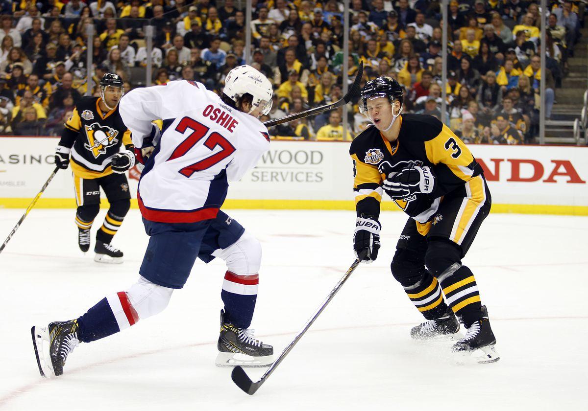 Washington Capitals v Pittsburgh Penguins