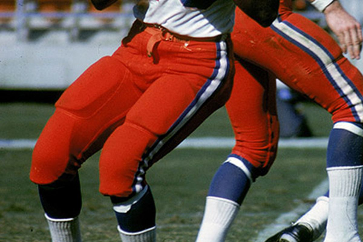 5706daef Horse Tracks: Color rush and the scourge of orange pants - Mile High ...