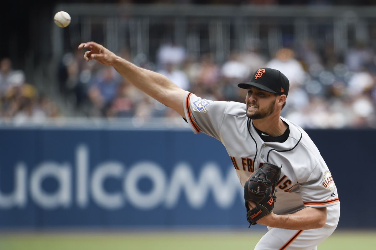 who is on the chopping block as giants pitchers come back mccovey