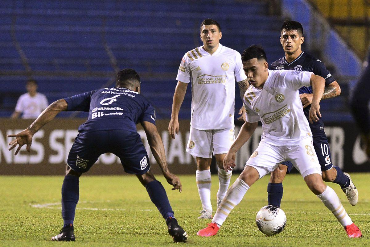 FBL-CONCACAF-MOTAGUA-ATLANTA