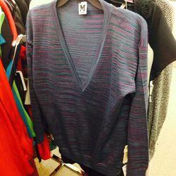 M Missoni sweater, 30% off $299.99