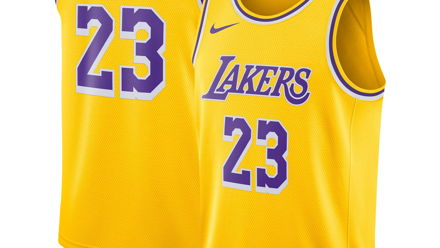 5318b2ca33e0 Where you can get new Los Angeles Lakers and LeBron James Nike uniforms -  SBNation.com