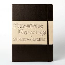 Moleskine for Numerous Drawings Notebook, $45<br />