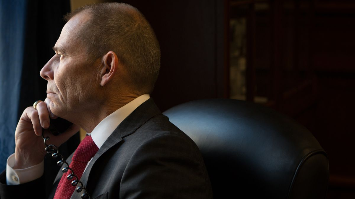 The agony of John Curtis - Deseret News