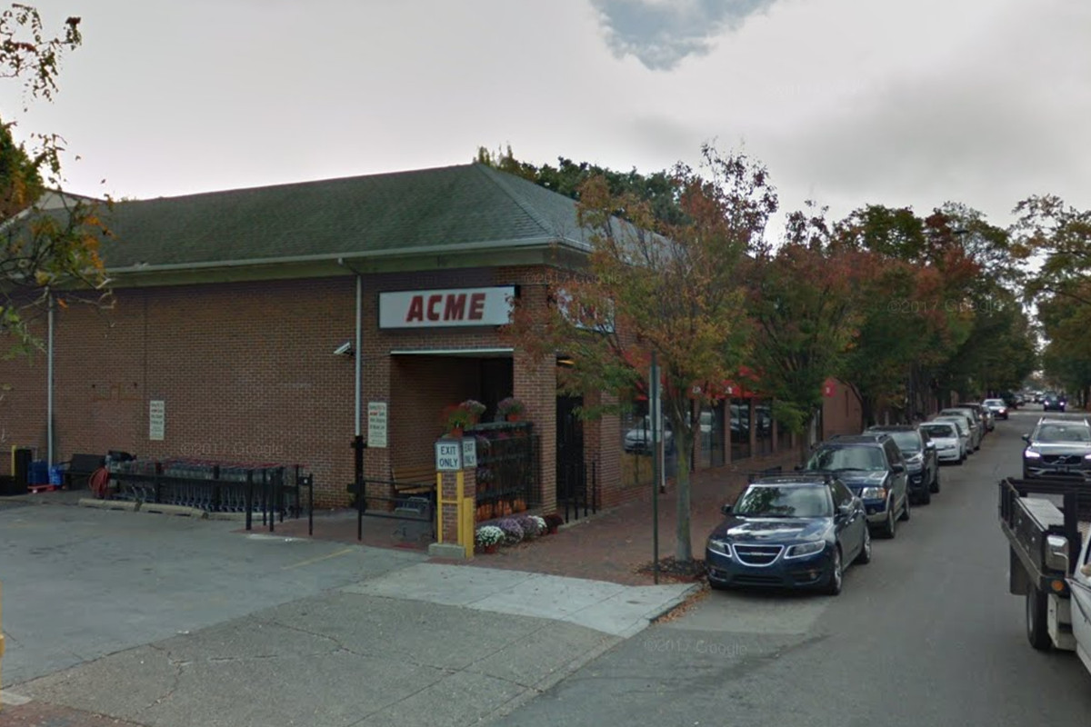 An ACME grocery store in Society Hill, Philadelphia.