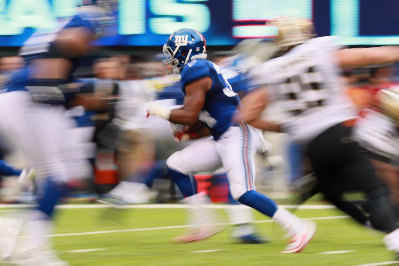 Giants and Saints Primed for Another Offensive Showcase
