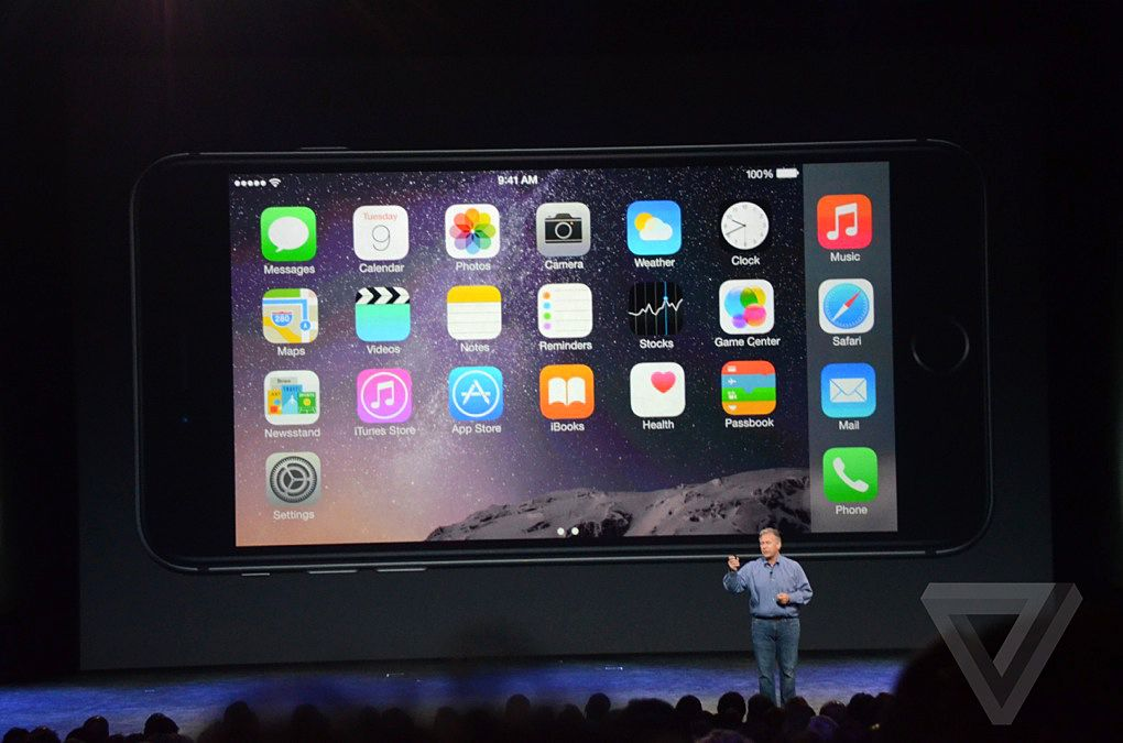 iPhone 6 Plus with 5 5-inch Retina HD display announced