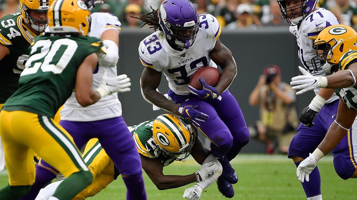 The Vikings got worse this offseason, especially against the Packers'  strengths - Acme Packing Company