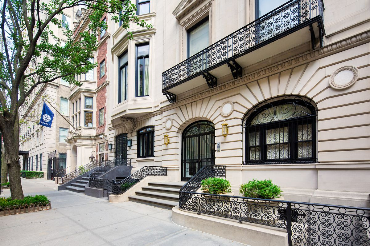 Opulent Upper East Side Townhouse With Secret Tunnels