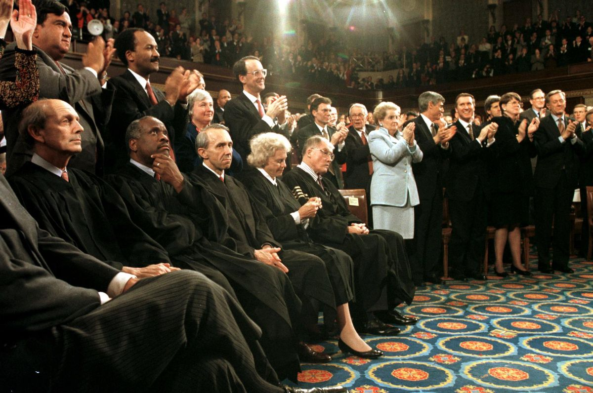 Clinton State of the Union
