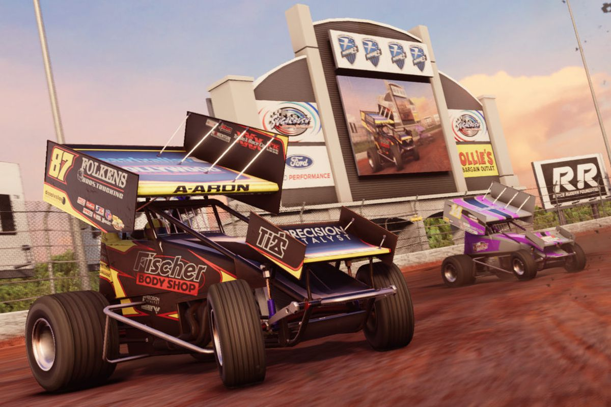 Dirt Racing Gets Its Own Video Game This Coming Week Polygon
