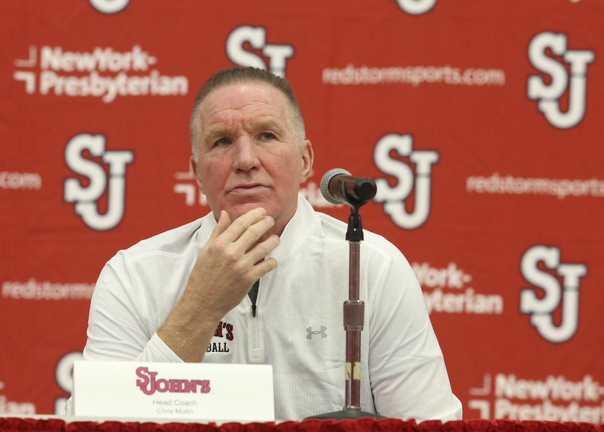 Chris Mullin answering question
