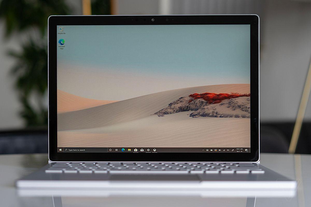 Best Laptops 2020: Surface Laptop 3