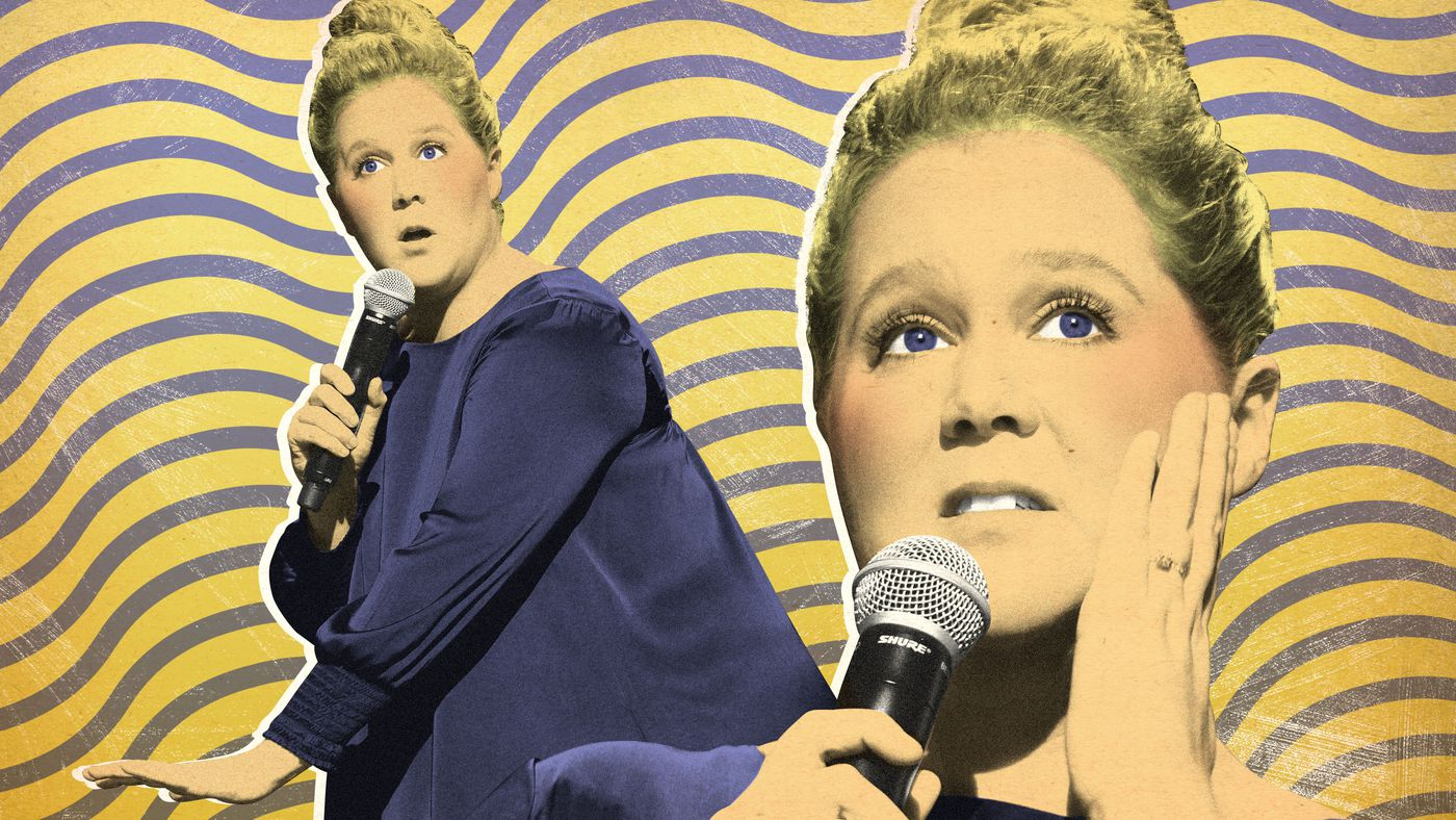 In Her Latest Netflix Special, Amy Schumer Grows Up … Kind Of