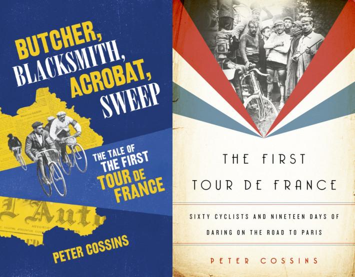 Peter Cossins - Tour de France 1903