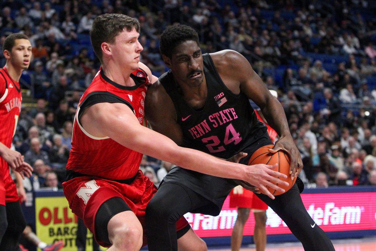 NCAA Basketball: Nebraska at Penn State