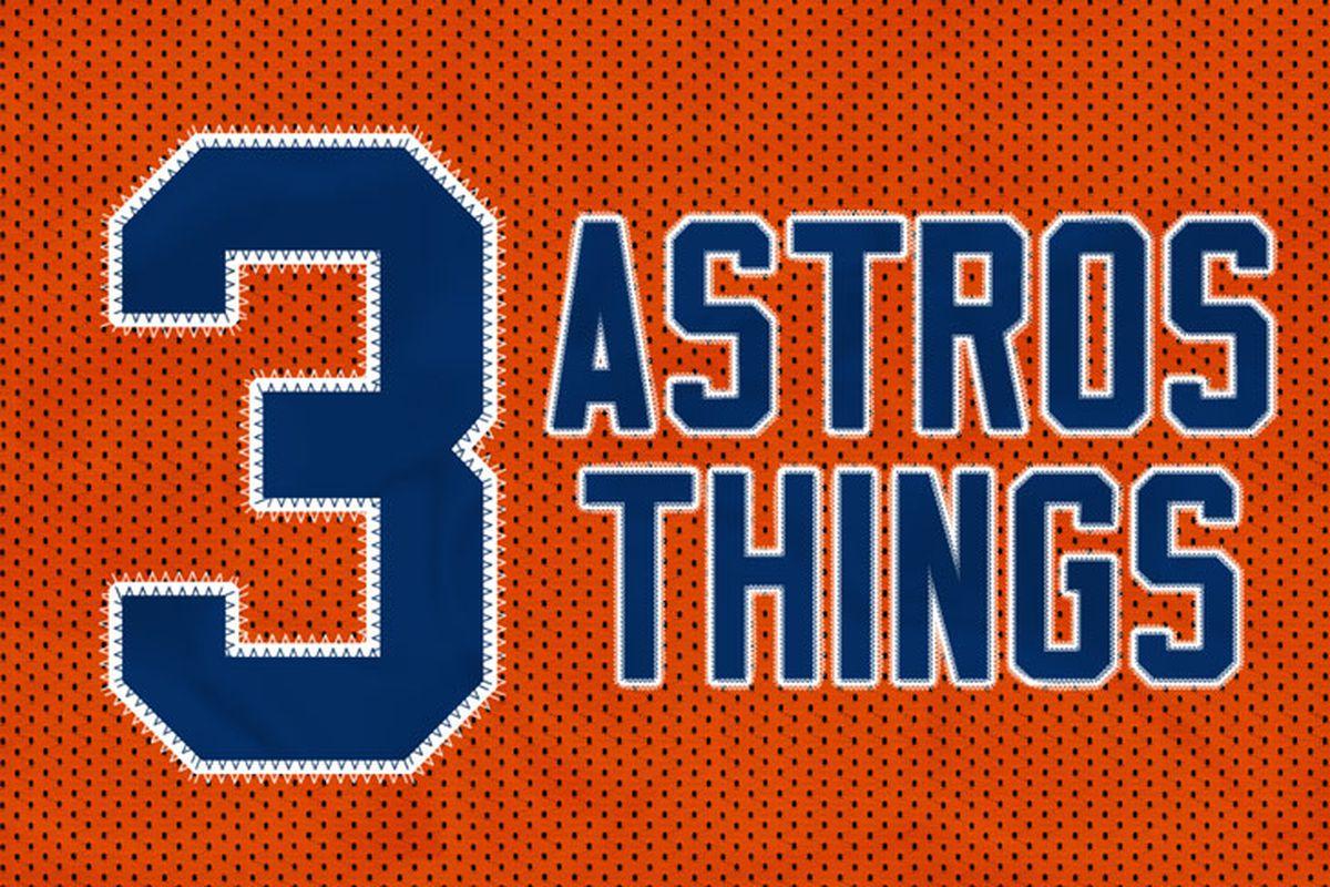 3 Things Orange
