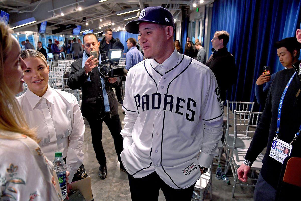 MLB: San Deigo Padres-Workouts