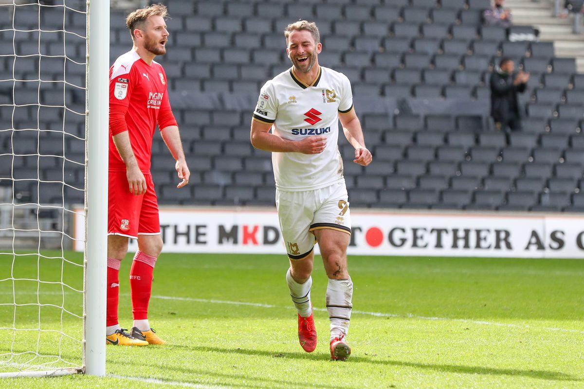 MK Dons v Swindon Town - Sky Bet League One