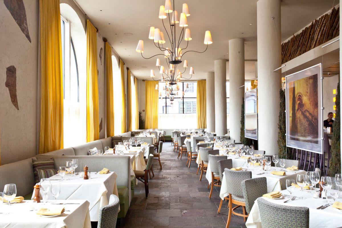Bastille Kitchen To Open In Fort Point In September Eater