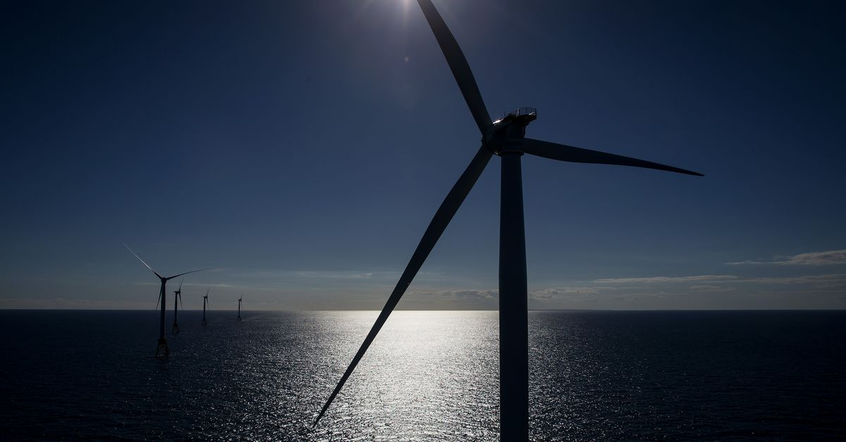 Chính quyền Biden mang lại cho các trang trại gió ngoài khơi một cú hích lớn