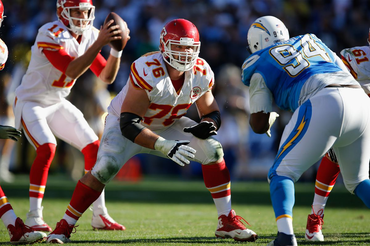 Identifying what the KC Chiefs have in RG Laurent Duvernay-Tardif ... 1579192e4
