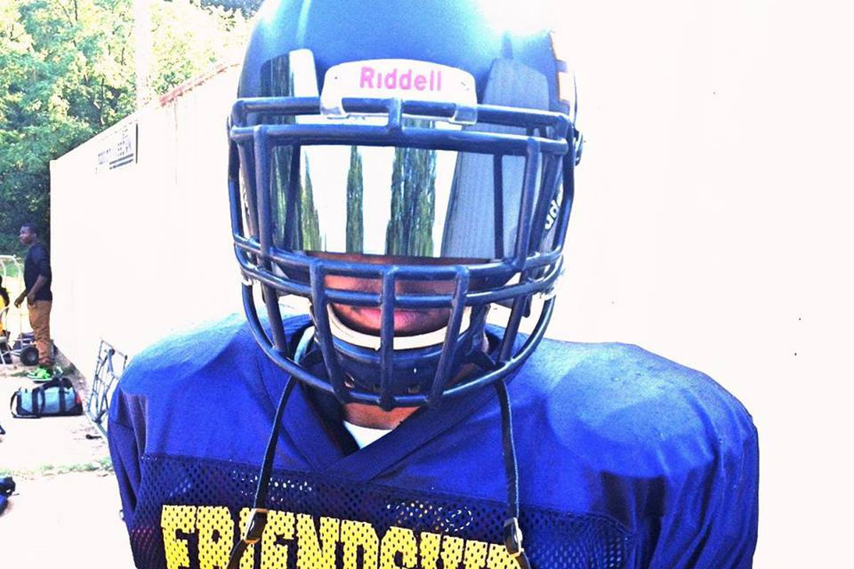 '15 CB/ATH Ashton White tells LGHL that he's currently unsure if he's visiting this weekend.