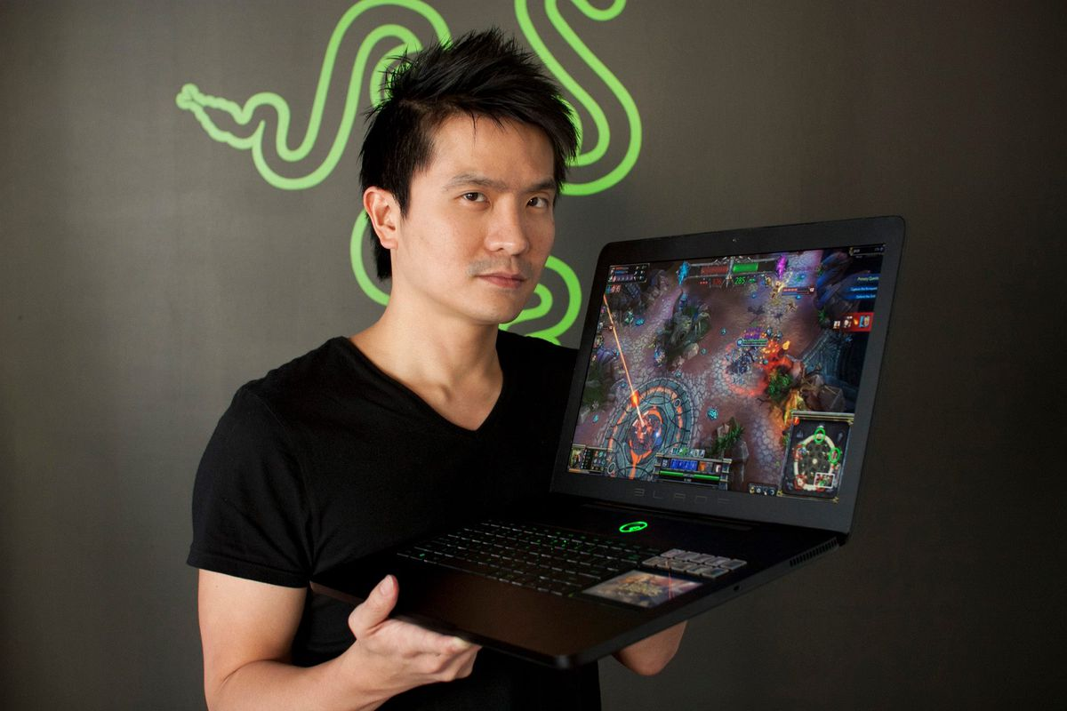 How Razer Is Reinventing The Gaming Pc One Insane Project