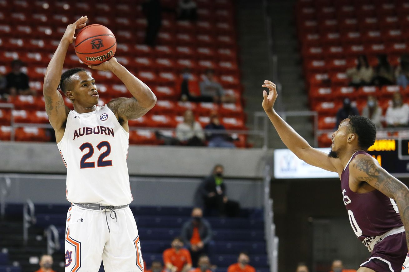 NCAA Basketball: Texas Southern at Auburn