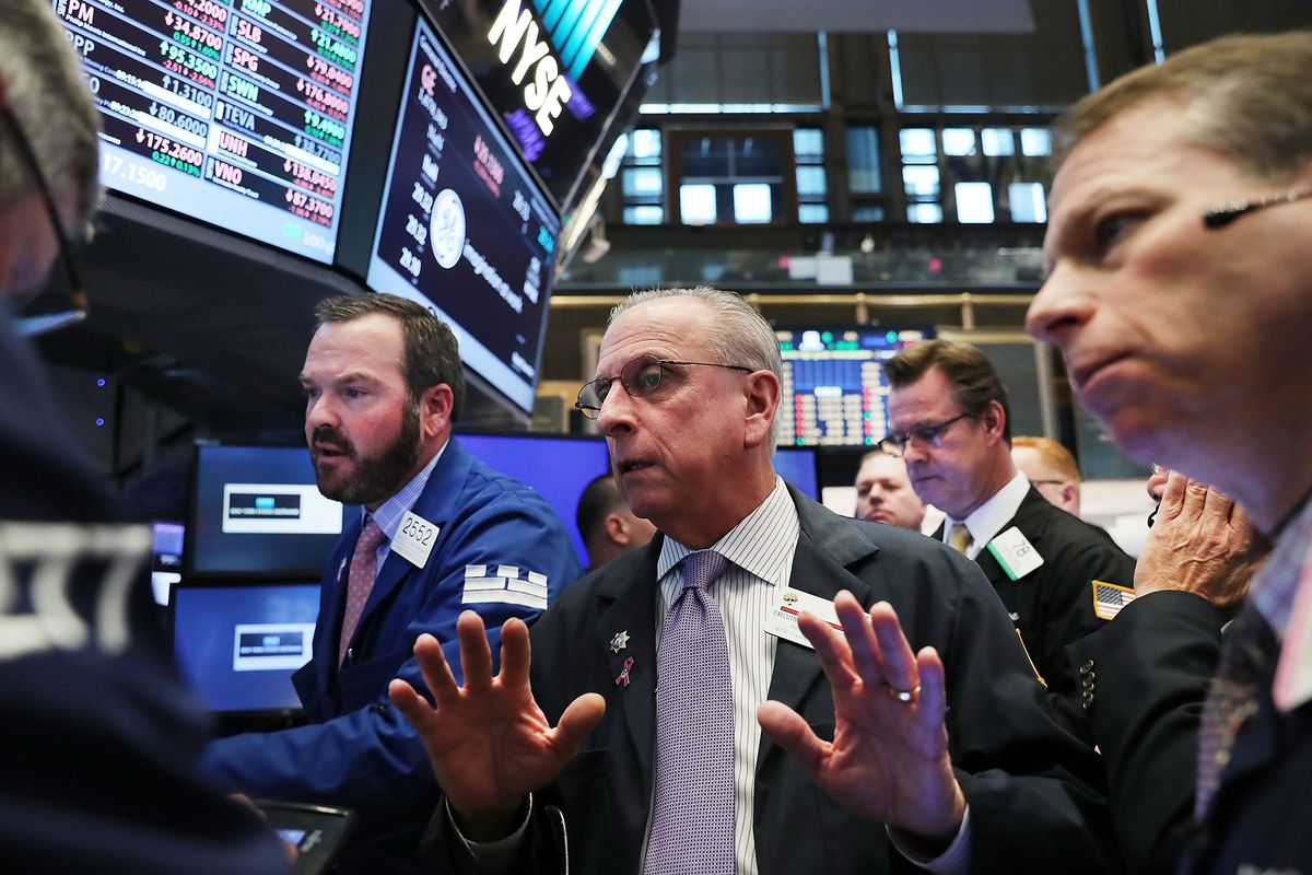 U.S. Markets React To Donald Trump Election To Presidency