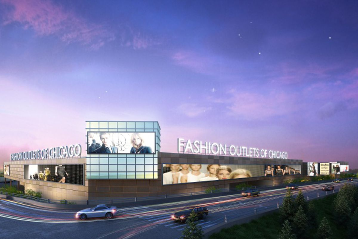 Photo: The Fashion Outlets of Chicago
