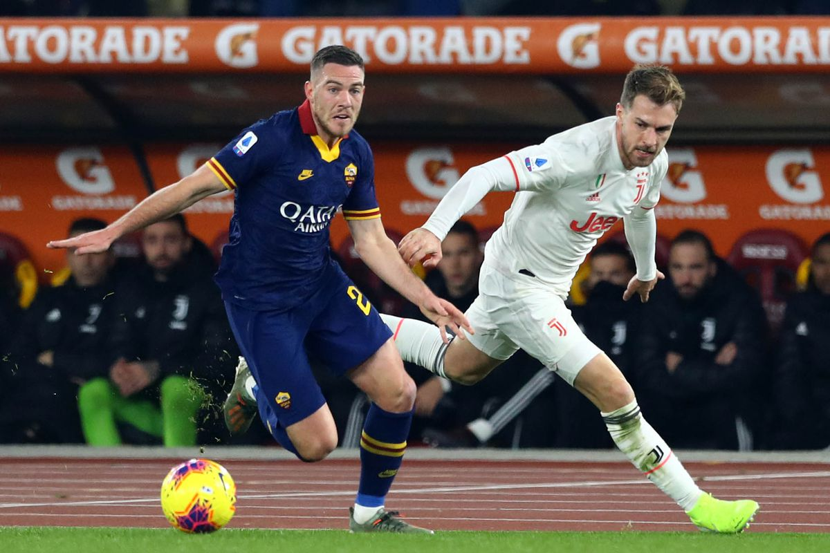 Sinners Saints Roma Vs Juventus Chiesa Di Totti