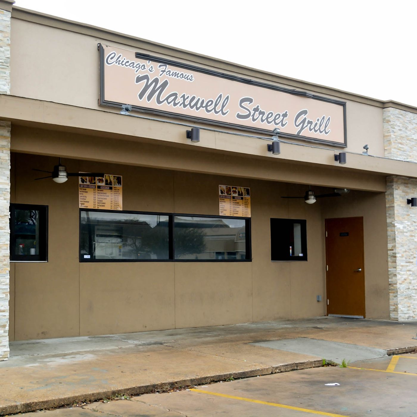 Maxwell Street Grill Has Served Its