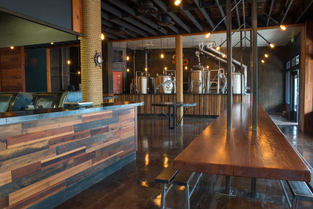 Find Honest Fish & Thoughtfully Crafted Beer at South Park Brewing Co.