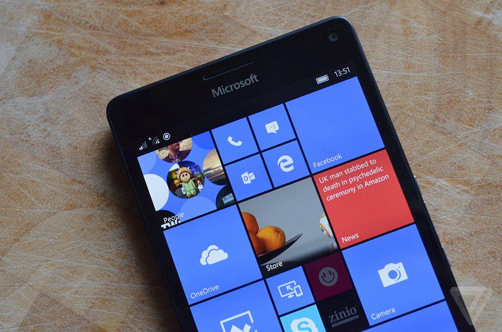 Lumia 950 XL review 5