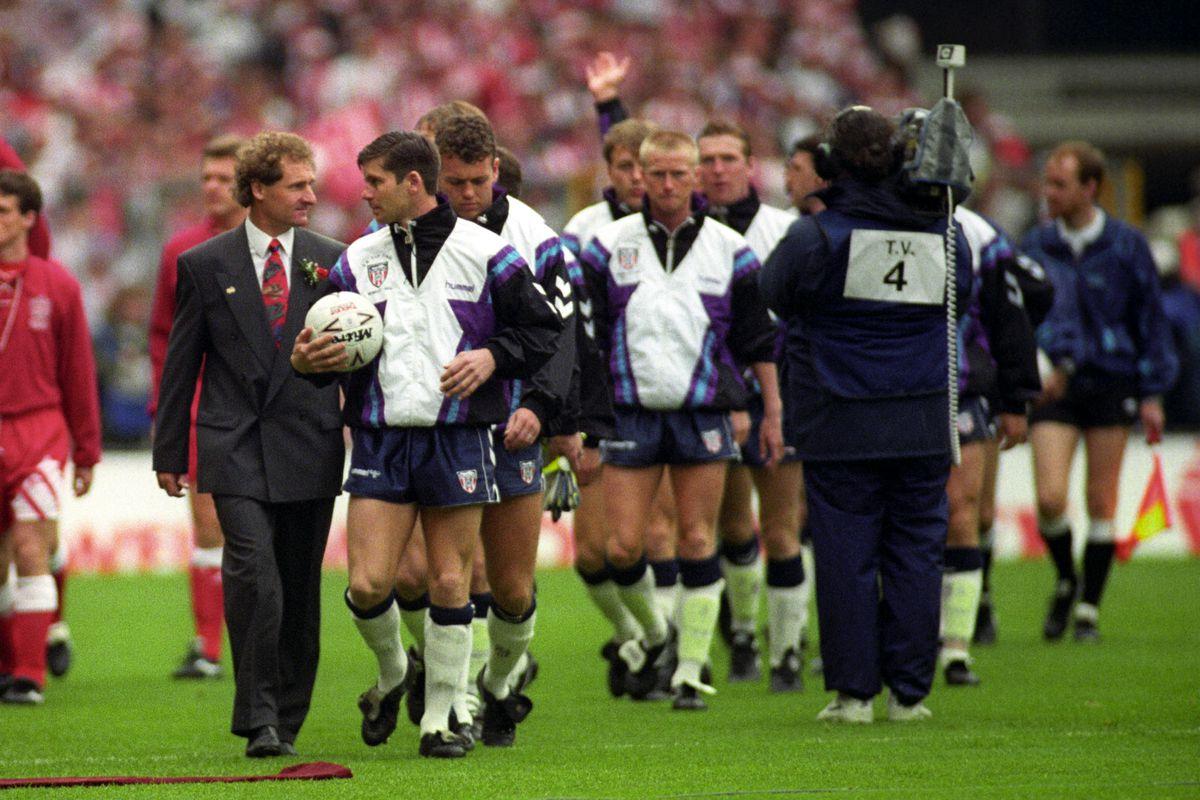 Soccer - FA Cup Final - Liverpool v Sunderland - Wembley Stadium