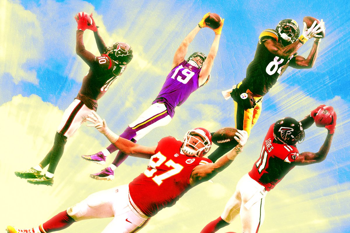 The Top 10 Pass-Catching Groups in the NFL - The Ringer 7fa55d42e