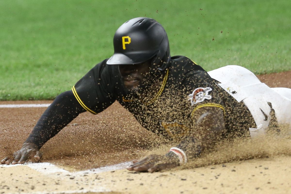 MLB: Game Two-Pittsburgh Pirates at Cincinnati Reds