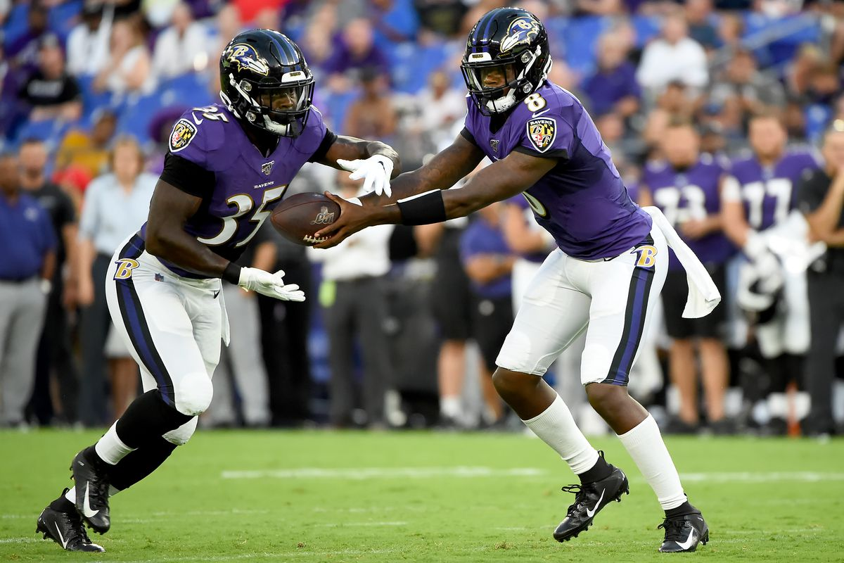 fda3b071 Will Lamar Jackson stay healthy to revolutionize offense in the NFL ...