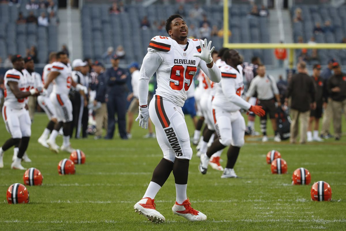 NFL: Cleveland Browns at Chicago Bears