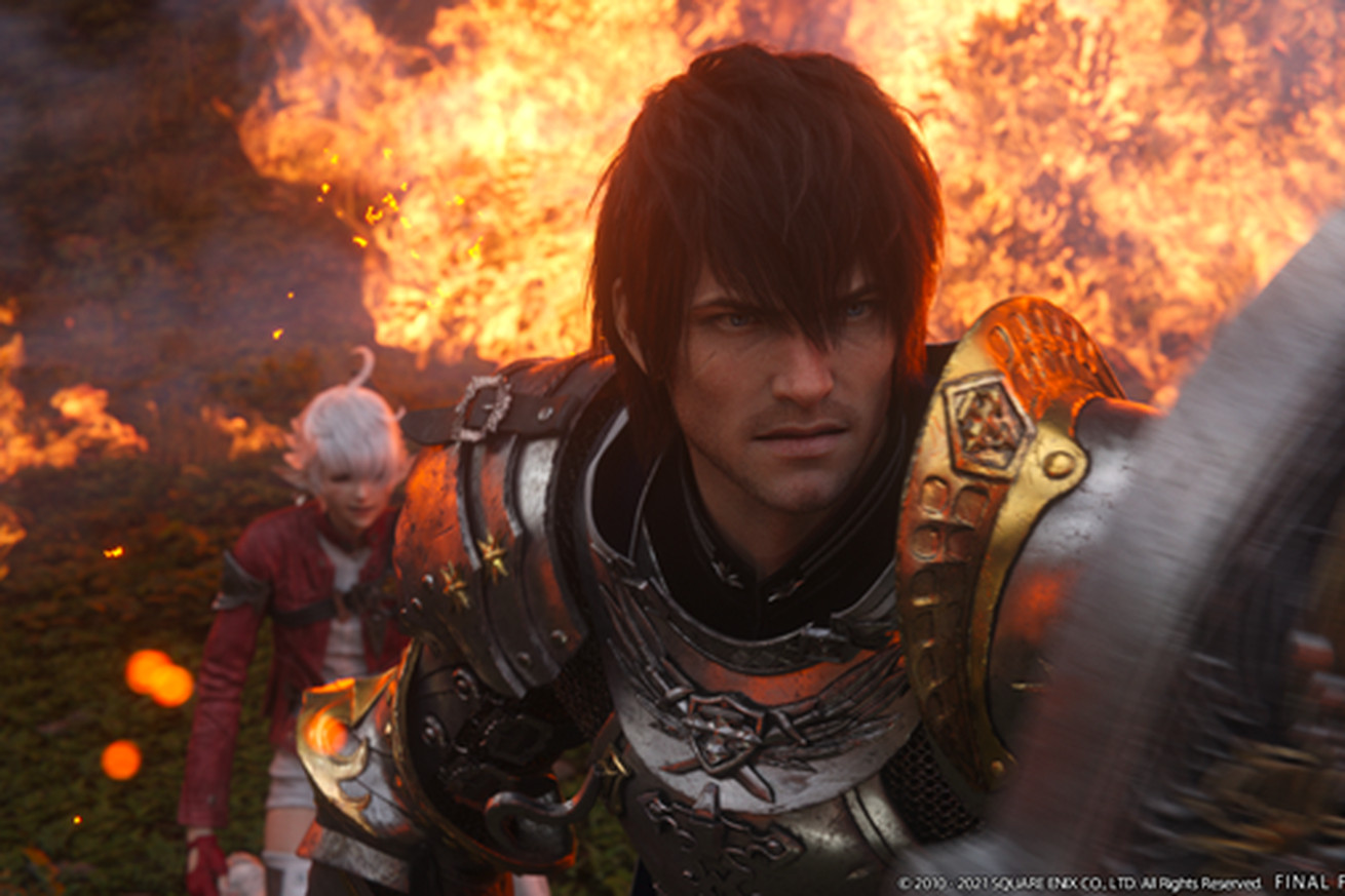 Final Fantasy XIV is coming to PlayStation 5